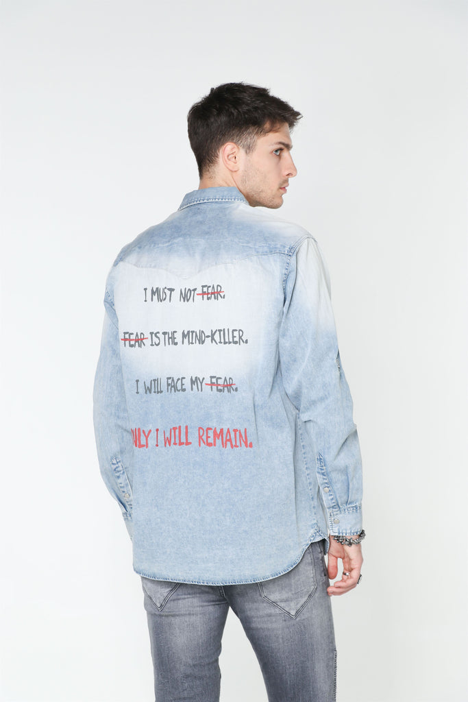 I Must Not Fear Jeans Shirt