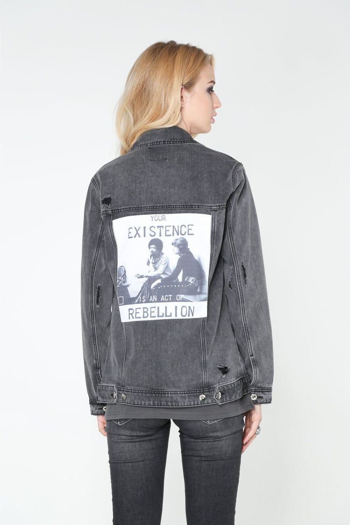 HENDRIX & JAGGER Denim Jacket