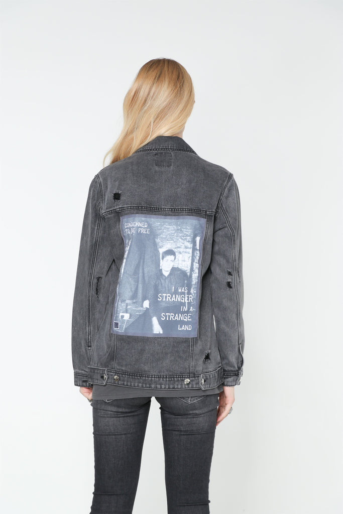 JOY DIVISION Denim Jacket