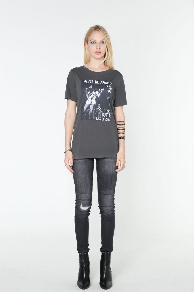 PATTI SMITH T-SHIRT