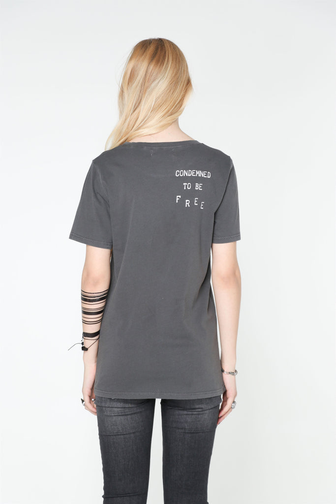 Condemned TO BE FREE T-SHIRT