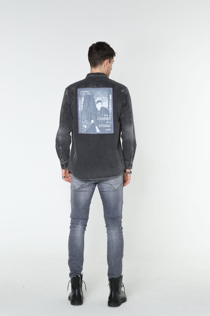 JOY DIVISION Denim Shirt