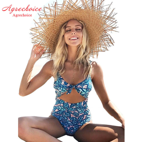 Cute floral one piece