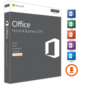 OFFICE 2016 HOME & BUSINESS FÜR MAC