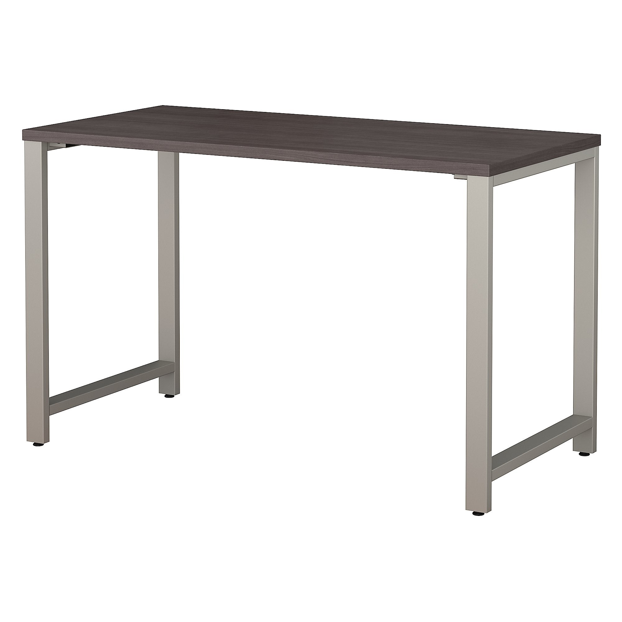 Bush Business Furniture 400 Series 48W x 24D Table Desk | Storm Gray