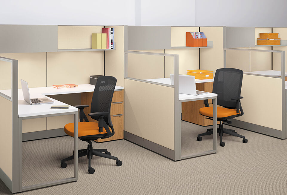 HON Accelerate Voi Lota Cubicles & Workstations
