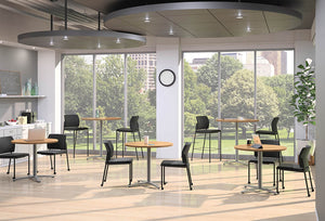 HON Cafe Between HSGS6 Round Cafeteria & Lounge