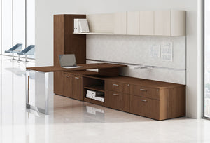 INDIANA Gesso Private Office