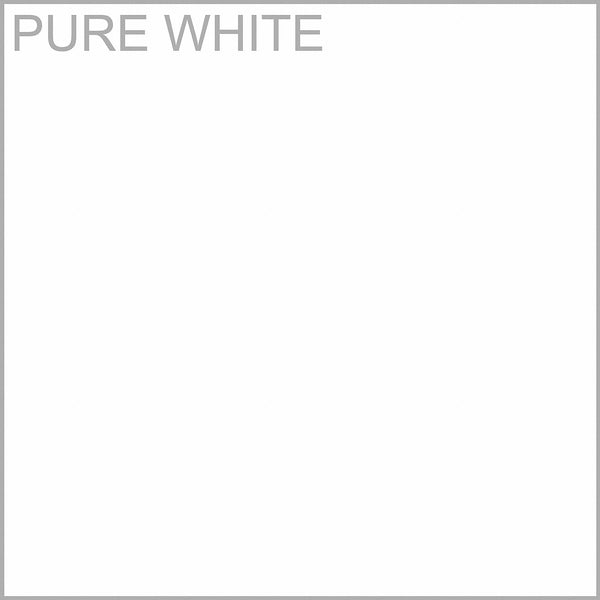 Office by kathy ireland Echo 60W Credenza Desk | Pure White