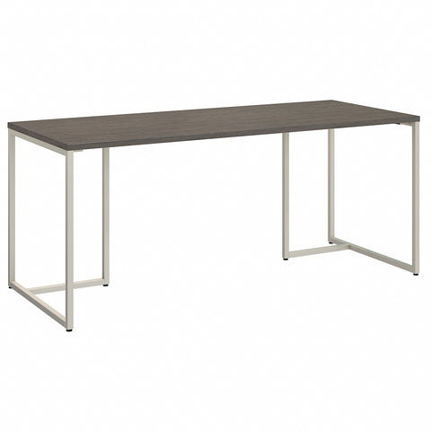 Office by kathy ireland® Method 72W Table Desk | Cocoa