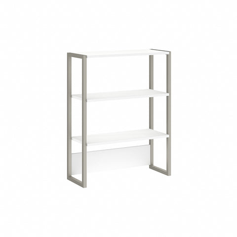 Office by kathy ireland® Method Bookcase Hutch | White