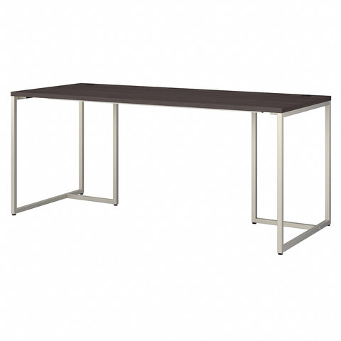 Office by kathy ireland® Method 72W Table Desk | Storm Gray