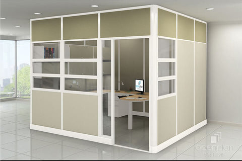 OPEN PLAN SYSTEMS 2 Modular Office
