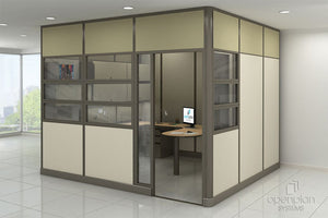 OPEN PLAN SYSTEMS 3 Modular Office