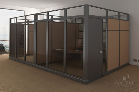 OPEN PLAN SYSTEMS 4 Modular Office