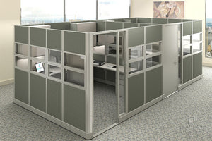 OPEN PLAN SYSTEMS 1 Modular Office