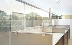 Protection & Safety Screens Cubical Add On Clear Screen