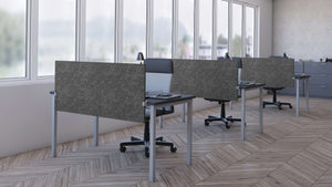 Split Screen Panels Base Acoustical Shadow Unframed