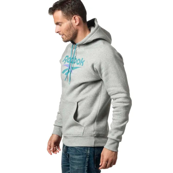 Reebok Vector Over The Head - Men Hoodies