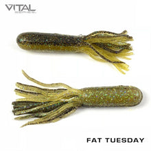 "Load image into Gallery viewer, Zee Bait- VITAL Series: 3.5"" SALT TUBES"