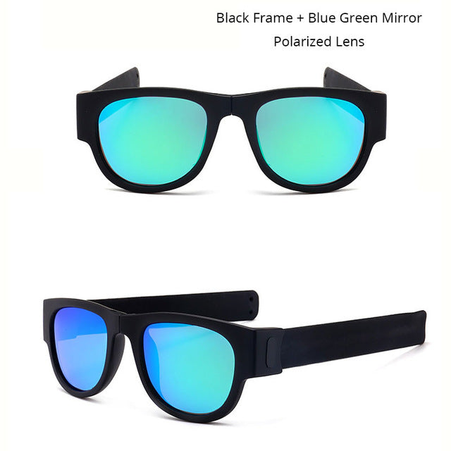 Polarized Mirror Sun Glasses