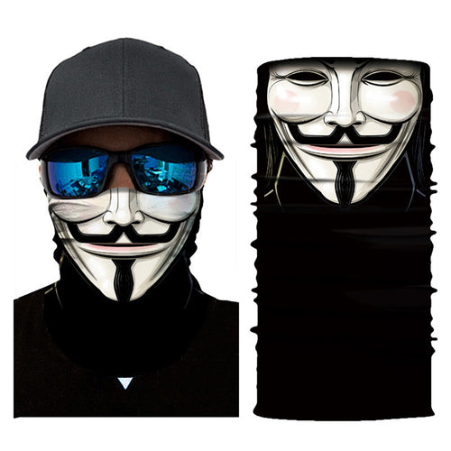 Fishing Mask-Anonymous