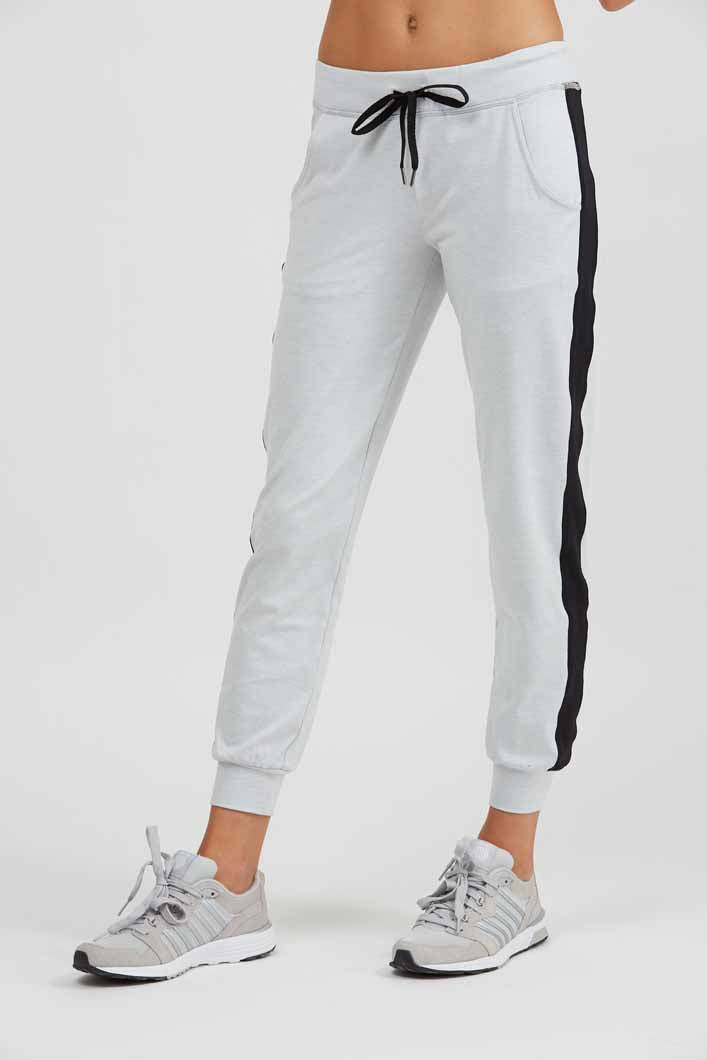 Prismsport Urban Track Pant - Cloud Heather