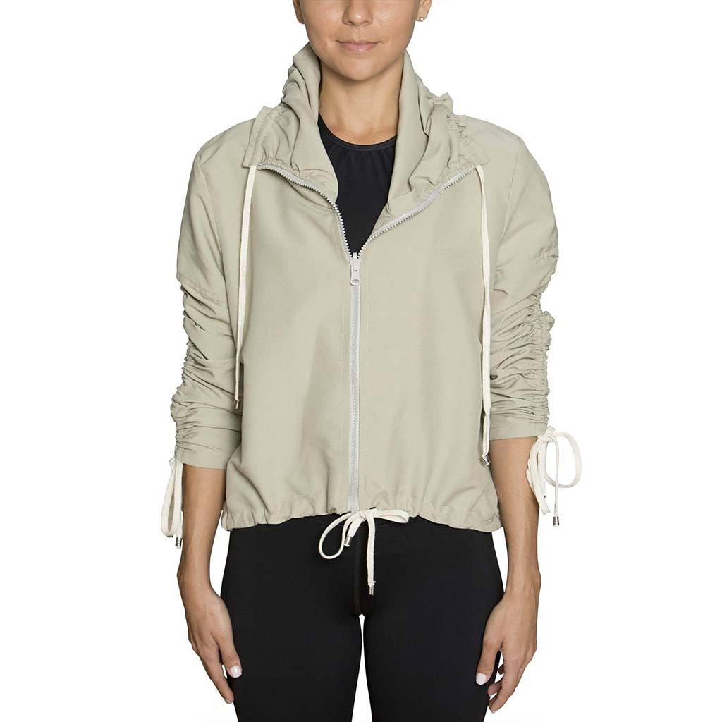 925 Fit Cold Front Jacket- Taupe