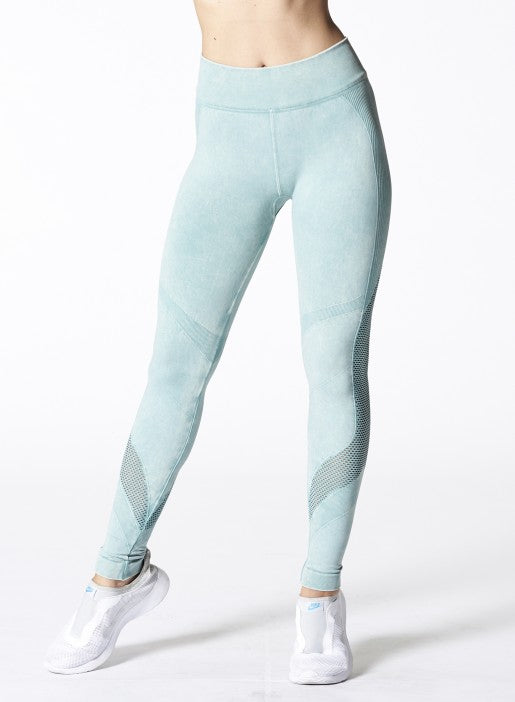 Nux Network Leggings- sage green