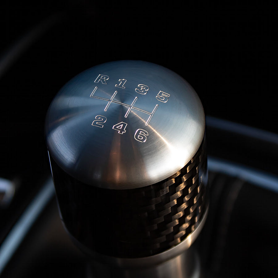 Cilinder Custom shift knob