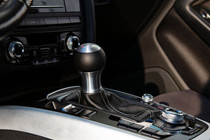 GT1 shift knob - Black Leather