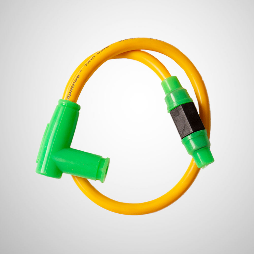 SplitFire Twin Core Silicon Plug Cord