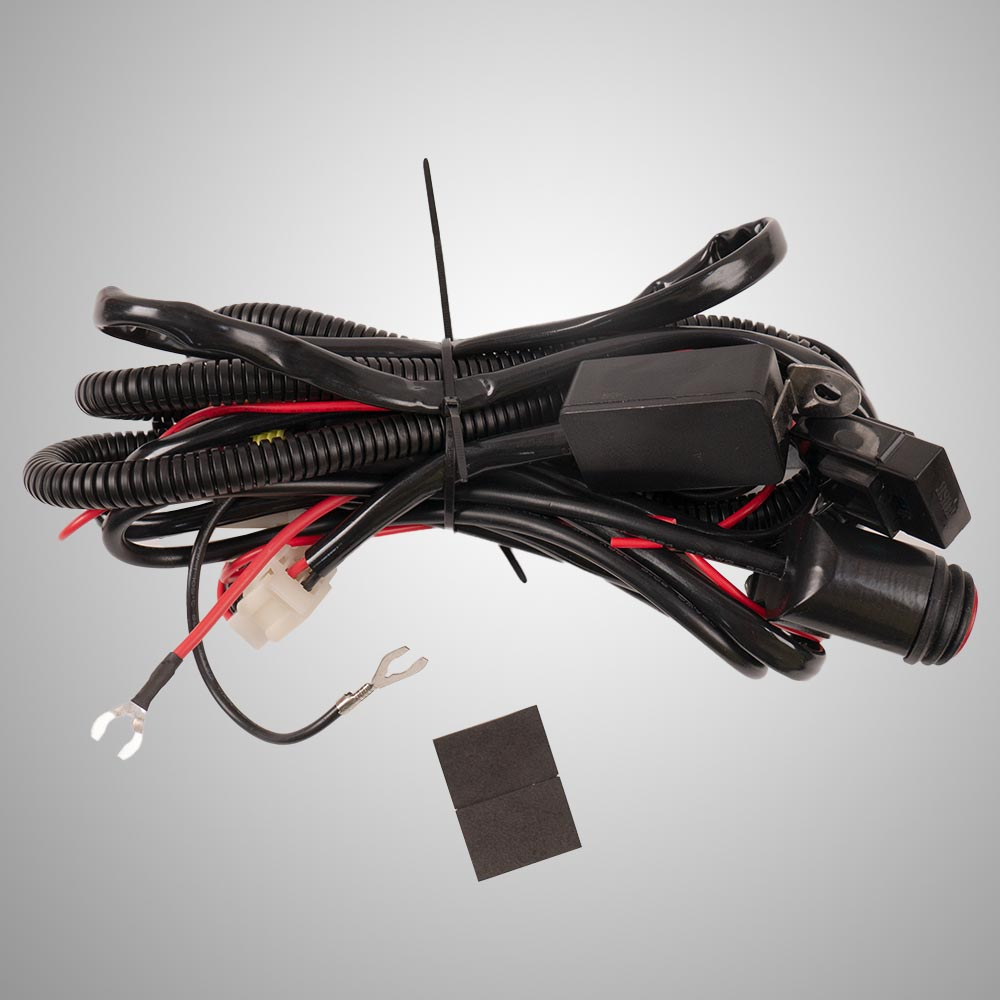 Wiring Harness For Extra Aux Lights