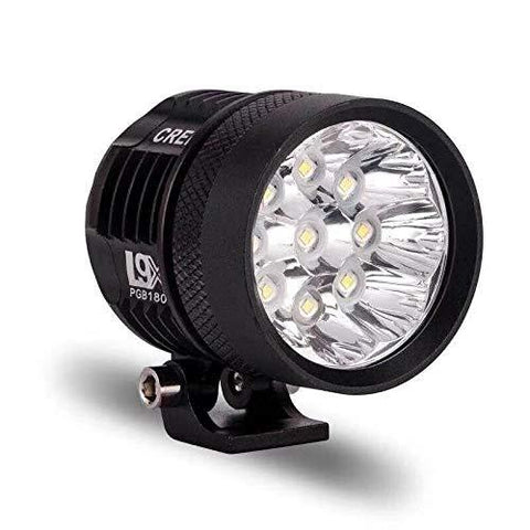 HJG L9X 40W Generic CREE LED (2 Piece) 6000K 3600LM With WIRING HARNESS