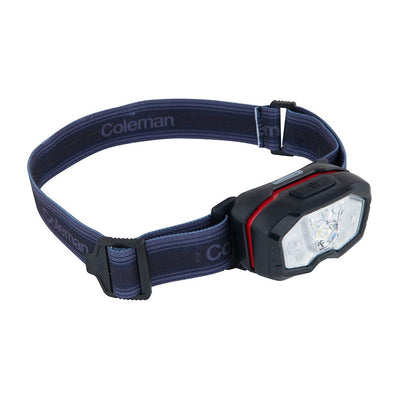 Coleman CXO + 150 Lumen Plastic LED Headlamp with Battery Lock