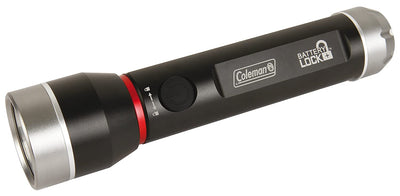 Coleman Flashlight Battery Lock Divide+250