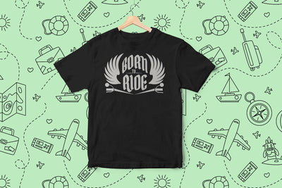 Born To Ride Tshirt