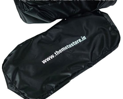 Rain Cover for Pannier Top Bogs For Royal Enfield Himalayan  (Pair)