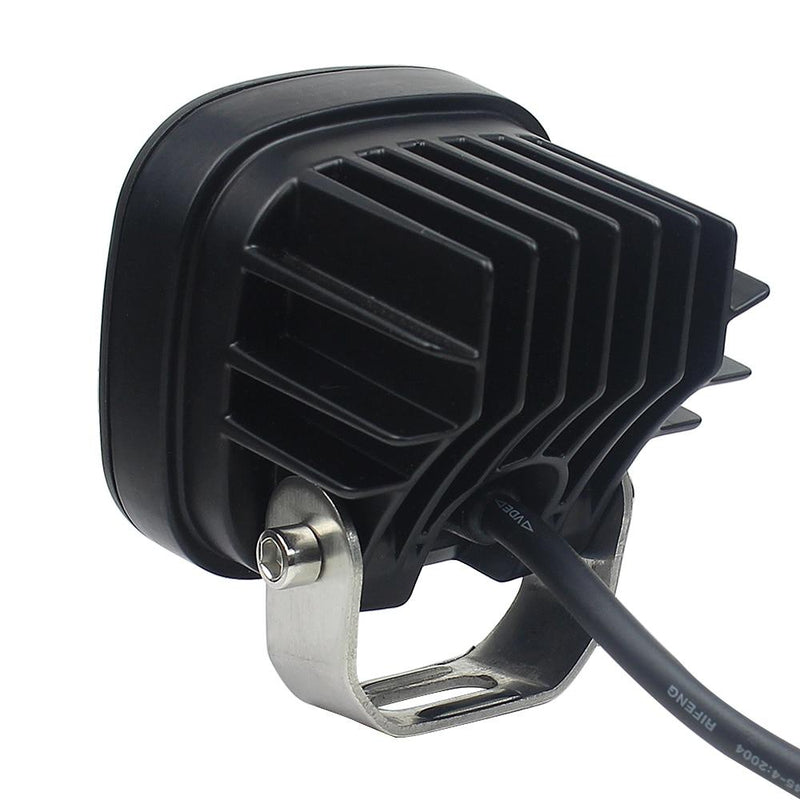 HJG LED 60W Lamp For Motorcycle with Wiring Harness