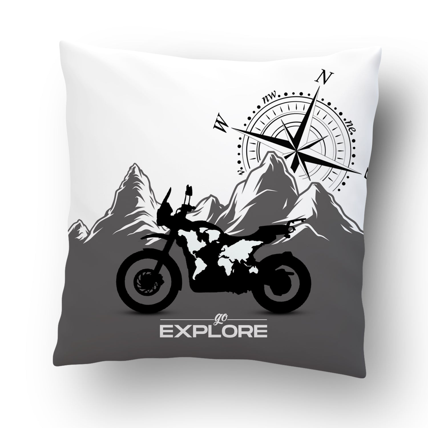 Go Explore Cushion