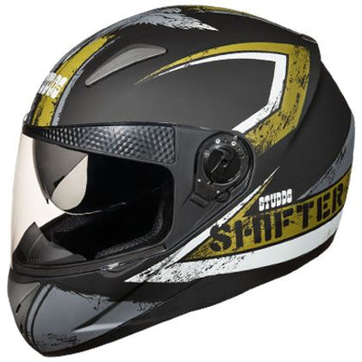 Studds SHIFTER D1 Full Face Helmet