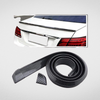 Samurai Carbon Fibre Car Body Kit Spoiler Lip