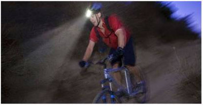 Coleman LED Headlamp CXS+ 200 Lumen, Super Bright CREE LED with Battery Lock, 5 Light Modes,