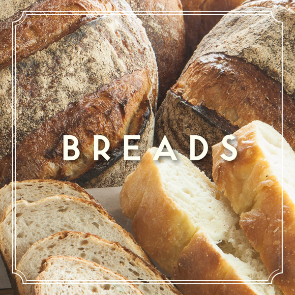 Fresh Breads & Selections