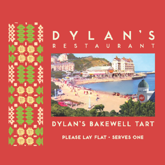 Dylan's Bakewell Tart - Click & Collect
