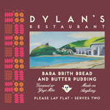 Dylan's Bara Brith Bread and Butter Pudding - Click & Collect