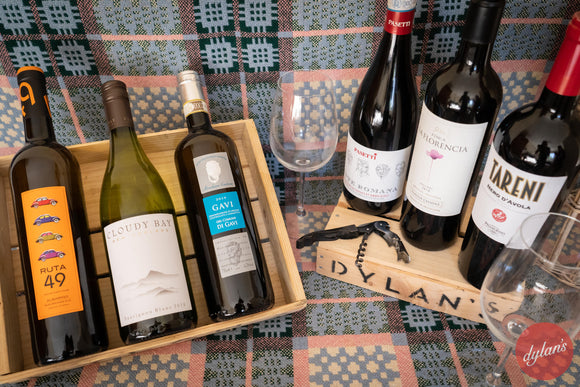 Dylan's Wines - Six of the Best - [Click & Collect]