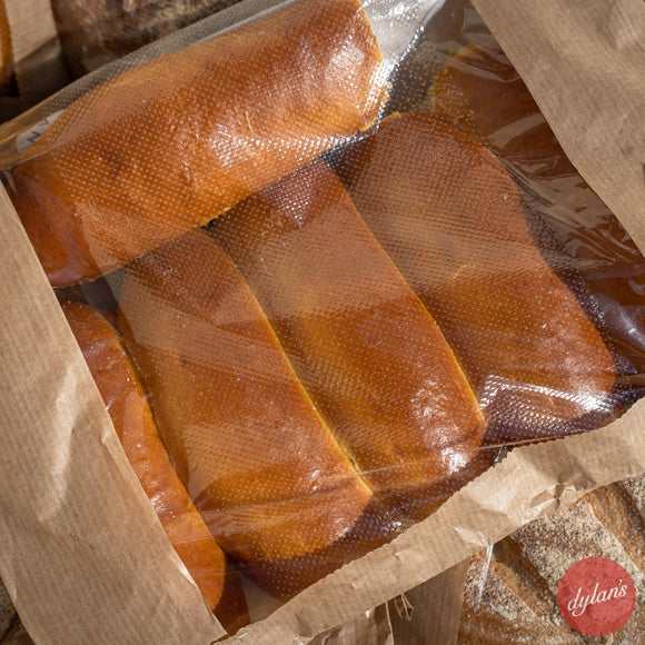 Challah Hotdog Roll [Click & Collect]