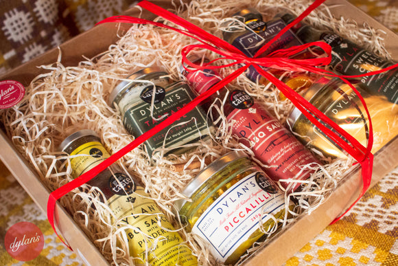 Dylan's 'Great Taste' Seven Sauce Hamper