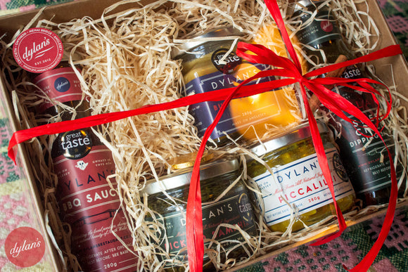 Dylan's 'Great Taste' Five Sauce Hamper